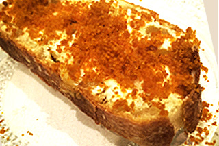 bottarga toast sm